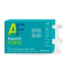 Aquoral Forte 0,5% Gotas Oftalmicas 30 Monodosis