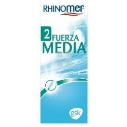 Rhinomer Fuerza 2 Spray Nasal 135 ml