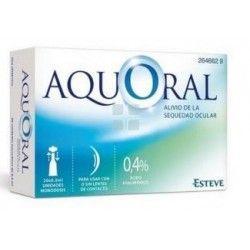 Aquoral Gotas Oftamologicas 20 x 0,5 ml