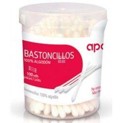 BASTONCILLOS OIDOS APOSAN 100 UNIDADES