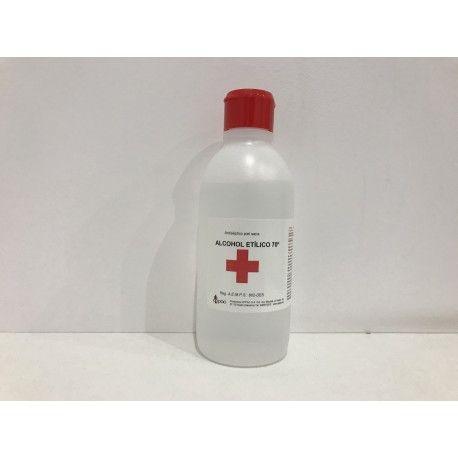 Oppac Alcohol Etilico 70º Antiseptico Piel Sana 250 ml