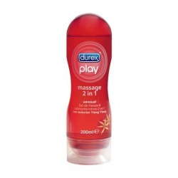 DUREX PLAY MASAJE SENSUAL200ML