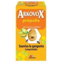 Arkovox Propolis 24 Comprimidos Sabor Cítricos