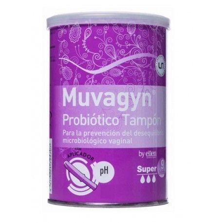 Muvagyn Probio Tampon Apli Sup