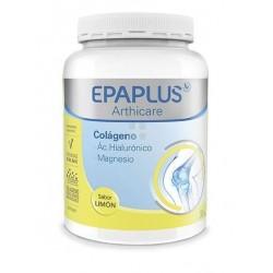 Epaplus Polvo Colageno + Ac.Hialuronico + Magnesio Savor Limón 332 gr