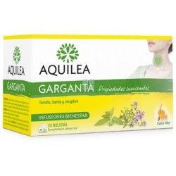 Aquilea Garganta Infusion 20 Tisanas