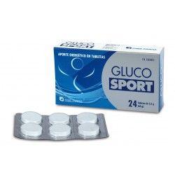 Gluco Sport 24 Tabletas