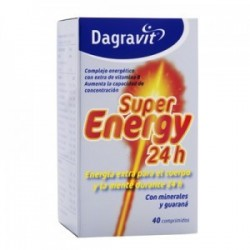 DAGRAVIT SUPER ENERGY 24H 40CO