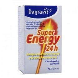 Dagravit Super Energy 24H 40Co