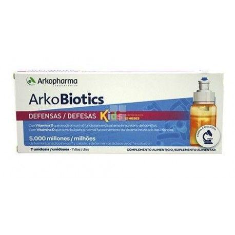 Arkoprobiotics Defensas Niños 7 Unidosis