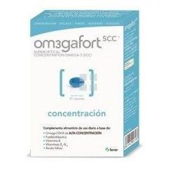 Omegafort Concentracion 30 cápsulas