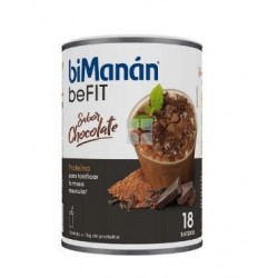 BIMANAN beFIT BATIDO SABOR CHOCOLATE 540 GR