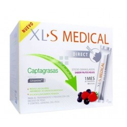 Xls Medical Captagrasas Stick 1 Mes