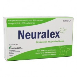 Neuralex 60 cápsulas