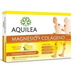 Aquilea Magnesio Colageno 30 Comprimidos