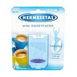 Hermesetas Mini Edulcorante 0 Calorias 300 Comprimidos