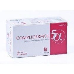 Complidermol 5 Alfa 60 cápsulas