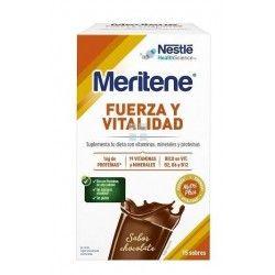 Meritene Chocolate 15 Sobres 30 gr