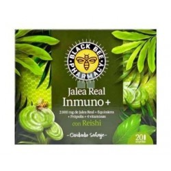 BLACK BEE PHARMACY JALEA REAL INMUNO 20 AMPOLLAS