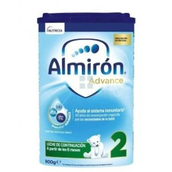ALMIRON ADVANCE 2 CON PRONUTRA 800 G