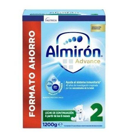 Almiron Advance 2 con Pronutra 1200 gr