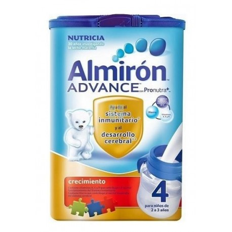 Almiron Advance 4 con Pronutra 800 gr