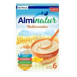 Almiron Advance Multicereales +6 Meses 500 gr