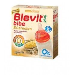 Blevit Plus 8 Cereales para Biberòn 2 Sobres x 300 gr