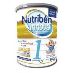 LECHE INFANTIL NUTRIBEN INNOVA 1 800G