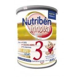 LECHE INFANTIL NUTRIBEN INNOVA 3 800G