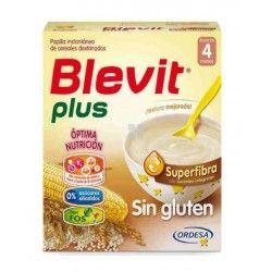Blevit Plus Superfibra Sin Gluten 600 gr