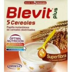 Blevit Plus Superfibra 5 Cereales 600 gr