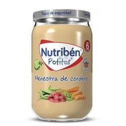Nutriben Menestra Cordero 235 gr