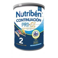 NUTRIBEN LECHE CONTINUACION 400 G