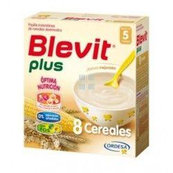 BLEVIT PLUS DUPLO 8 CEREALES 600 GR