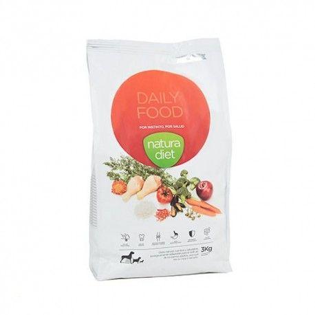 Pienso Natura Diet Daily Food 3Kg Dingo Natura