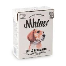 MHIMS BEEF & VEGS 375G DINGO NATURA
