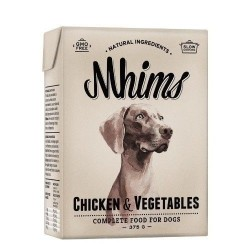 Mhims Chicken y Veges Dingo Natura