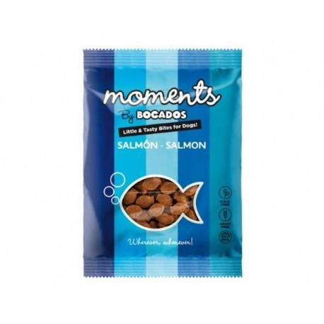 Snacks Moments Dog Salmon 60 gr Dingo Natura