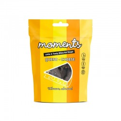 Snacks Moments Dog Queso 60 gr Dingo Natura