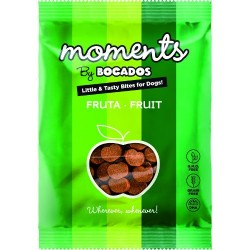Snacks Moments Dog Fruta 60 gr Dingo Natura