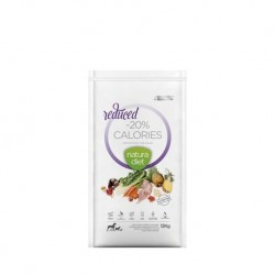 Pienso Natura Diet Reduced -20% Calories 3Kg Dingo Natura