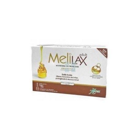 Aboca Melilax 6 Microenemas x 10 G