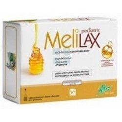 Aboca Melilax Pediatrico 6 Microenemas x 5 gr