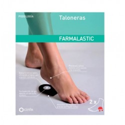 Talonera Farmalastic Caballero Talla G