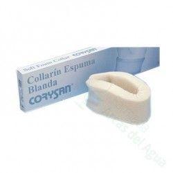 Collarin Cervical Corysan Espuma Blanda T-4