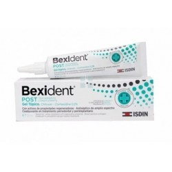 BEXIDENT POST GEL TOPICO 25ML