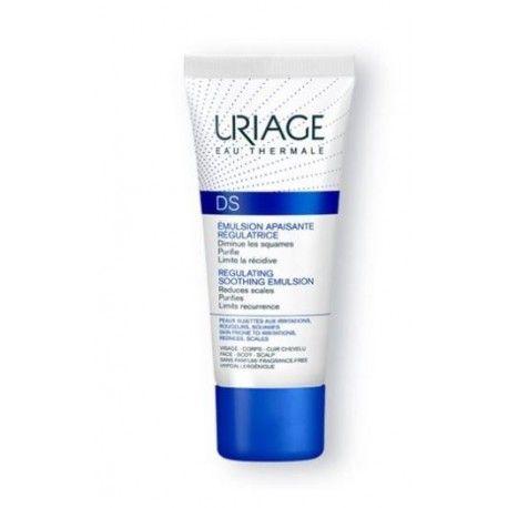 Uriage Ds Emulsion Cuidado Irritaciones y Rojeces 40 ml