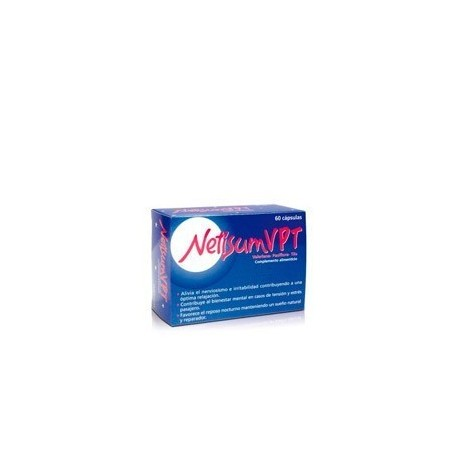 Netisumvpt 396 mg 60 cápsulas
