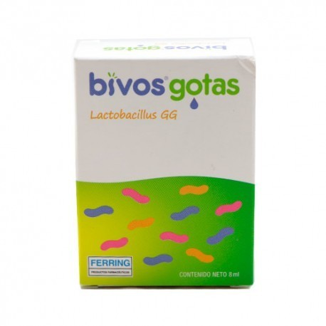 Bivos Gotas 8 ml